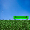 Sofa with nice background for adv or others purpose use Stock Photos