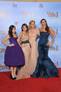 Sofia Vergara, Sarah Hyland, Julie Bowen, Ariel Winter Royalty Free Stock Image