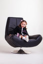 Soft chair Royalty Free Stock Image