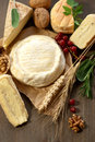 Soft cheese Royalty Free Stock Photo