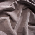 Soft Folds of Suede Leather Royalty Free Stock Photography