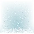 Soft light blue snow mesh background the white on the cerulean winter theme no transparent objects Stock Photo