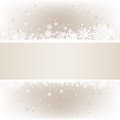 Soft light snow mesh background with textarea the white on the winter theme no transparent objects Royalty Free Stock Images