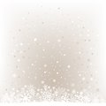 Soft light snow mesh background Royalty Free Stock Photo