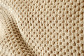 Soft pillow texture pattern close up of and Royalty Free Stock Images