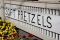 Soft Pretzels Royalty Free Stock Photo