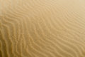Soft sand textured background yellow color close up view of beach in and brown colors with gentle waves abstract backgrounds and Stock Photos