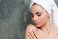 Soft skin and beauty Royalty Free Stock Photo