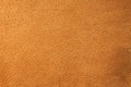 Soft suede leather background texture close up Royalty Free Stock Images