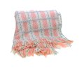 Soft Woven Baby Blanket Royalty Free Stock Photo