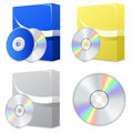 Software box Stock Images