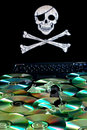 Software piracy Stock Images