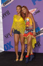 Solange knowles beyonce knowles destiny s child lead singer her kid sister singer at the teen choice awards at the universal Stock Photo
