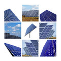 Solar Royalty Free Stock Photos
