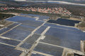 Solar collector field