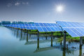 Solar energy in jiangsu of china Royalty Free Stock Image