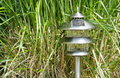 Solar Garden Lamp #3 Royalty Free Stock Image