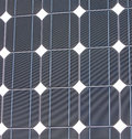 Solar panel closeup texture, industrial equipment, Stock Photos
