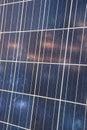Solar Panel Detail