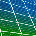 Solar Panels Royalty Free Stock Photography