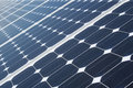 Solar Panels Texture Royalty Free Stock Photos