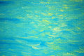Solar Patches Of Light On A Sea Wave, Painting