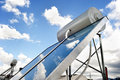 Solar water heater Royalty Free Stock Photo