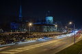 Soldier s memorial day in riga latvia november people light candles at prezident castle wall to commemorate victory over the Stock Photos
