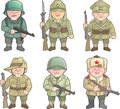 Soldiers of the Second World War