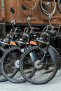 Solex mopeds Royalty Free Stock Photo