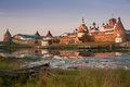 Solovetsky Monastery, Solovki Royalty Free Stock Photo
