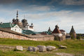 Solovki Royalty Free Stock Photo