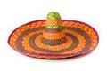 A sombrero Royalty Free Stock Photo