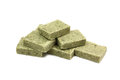 Some bouillon cubes for soup Royalty Free Stock Photo