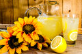 Sommer limonade Stockbild