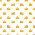 Son of king crown pattern seamless