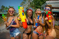 Songkran Royalty Free Stock Photo