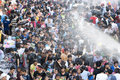 Songkran or water festival in thailand bangkok apr revelers during on apr bangkok the has long been observed as new Stock Photography
