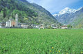 Sonogno,Verzasca Valley,Switzerland Royalty Free Stock Photo
