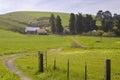 Sonoma County Ranch Royalty Free Stock Photo