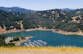 Sonoma Reservoir Royalty Free Stock Photo