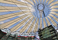 Sony Center, Berlin Stock Images