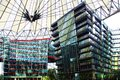 Sony Center, Berlin Royalty Free Stock Images