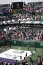 Sony Ericsson Open in Miami, Florida Stock Photos