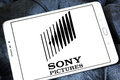 Sony pictures logo Royalty Free Stock Photo