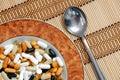 Sopa de las vitaminas Imágenes de archivo libres de regalías