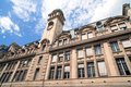 Sorbonne University Royalty Free Stock Photos
