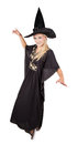 Sorceress Stock Photo