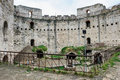 Soroca fortress republic of moldova inner yard eastern europe Royalty Free Stock Photo