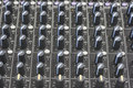 Sound Mixer Choices Stock Image